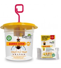 Barrix Catch Fruit Fly Trap Set