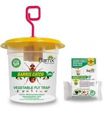 Barrix Catch Vegetable Fly Trap Set