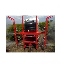 CAPTAIN Boom Sprayer - Vertical Boom for Orchards