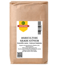 Gypsum (marine) - Soil Amendment 1 Kg