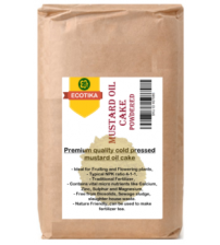Mustard Oil Cake Powder 1 Kg