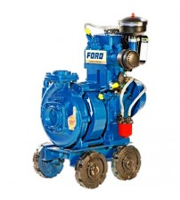 Diesel Water Pump Set Mono Pump Type 3.5/5 HP 2 x 2.5