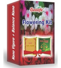 Geolife Flowering Kit (Nano Vigore 1 Gram + Balance Nano 50 Grams)