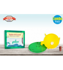 Combo Pack of Funnel Trap + Helic - o - Lure
