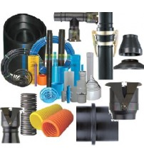 Jain Polyethylene Pipe Parts