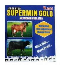 Rishi Methomin Chelated Supermin Gold 1Kg