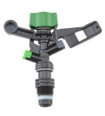 Sprinkler S5000 Gray 2.3 X L- Green (509 LPH)
