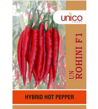 Chilli / Hot Pepper UN Rohini 10 grams