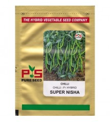 Chilli / Hot Pepper Super Nisha