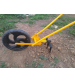 "Wheel Hoe (7"" Weeder + 3 Tooth Cultivator + Furrow Attachment)"