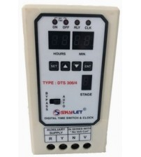 Skylet Digital Time Switch & Clock DTS-306/4