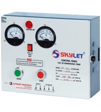 1 H.P. Single Phase Submersible Pump Control Panel (ELCW-ECO)