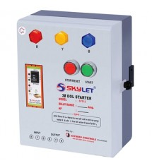 Skylet Three Phase DOL Starter STD-3 (HD)