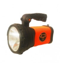 16W Rechargeable LED Torch with SOS Function