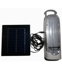 Emergency Torch 56 LED with 3W Solar Panel