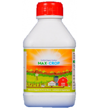 Max Crop - Organic Fertilizer 1 Litre