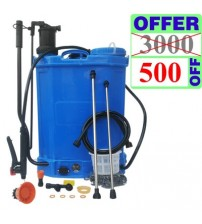 Battery Cum Manual Sprayer DI-1005 16L