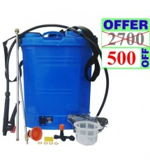 Battery Sprayer 12V-8AMP 16L