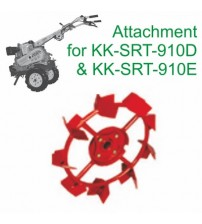 910 D Attachment Iron Wheel Set-Small-(Left & Right)
