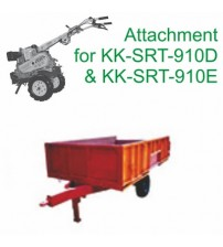 910 D Attachment Trialer Car