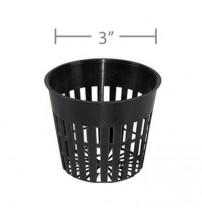 Hydroponic 3 Inch Net Pots Pack of 20