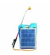 Solar Charged Battery Spray Pump
