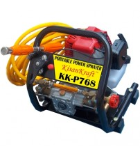 Portable Power Sprayer (Petrol) KK-P768